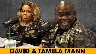 David and Tamela Mann Discuss Their Book