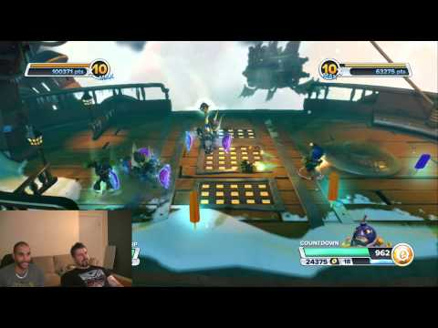 SKYLANDERS SWAP FORCE BEST WAY TO GET XP FAST