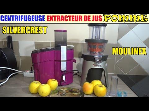 Moulinex Extracteur De Jus Silvercrest Lidl Centrifugeuse