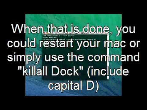 How to put widgets on the desktop (Mac)