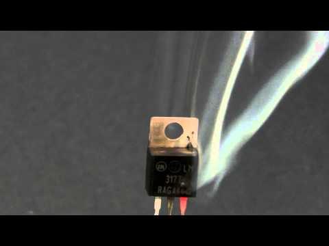 LM317 magic smoke