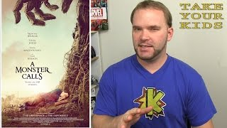A Monster Calls Movie Review by W.A.K Review