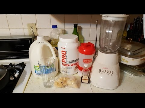 GNC Whey Protein (Peanut Butter)