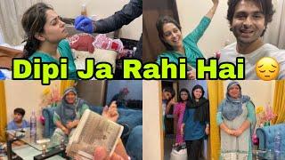 Saba fights her kanjoosi we all got gifts | Madam is all set to fly 😔 | Shoaib Ibrahim | vlog