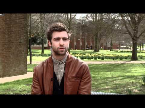 University of Sussex, BA in Drama Studies and English
