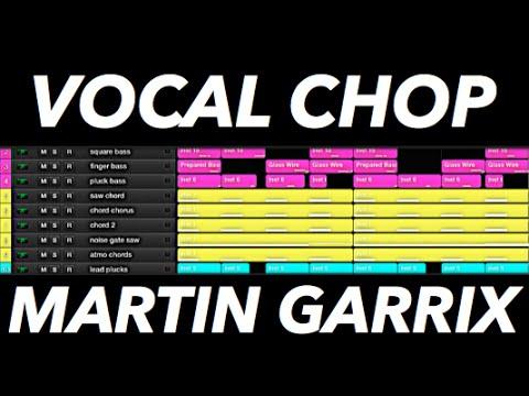 Vocal Chop Melody like Martin Garrix in Logic Pro X