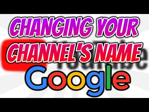 [Tutorial] - How To Change Your Google/Youtube Name? - [Venom Gaming]
