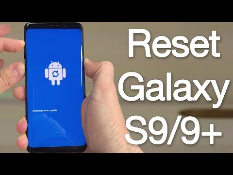 How to Soft or Hard Reset Samsung Galaxy S9, S9 Plus, S8, S8+, Note 9 & More Easily