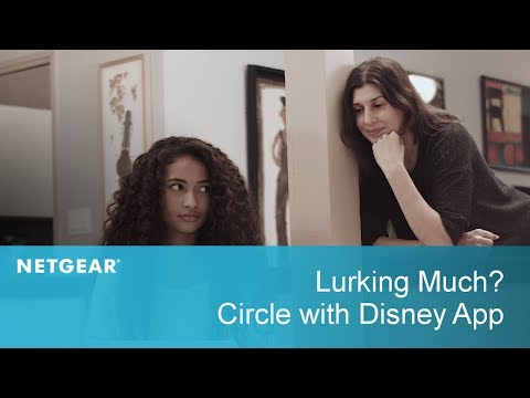 Lurking Much? | Circle with Disney