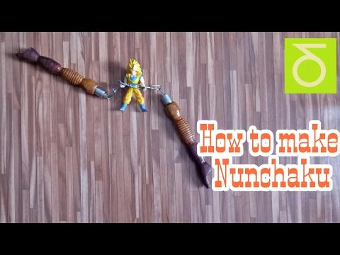 How to make a Nunchaku