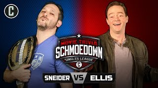 Jeff Sneider VS Mark Ellis - Movie Trivia Schmoedown