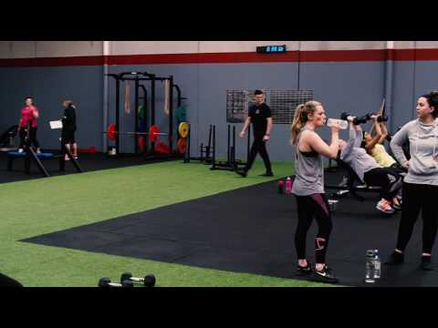 Girls Semi Private Training Montage