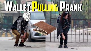Wallet Pulling Prank (Funny Reactions) - Pranks in Pakistan - LahoriFied