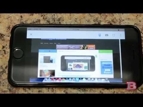 Chrome Desktop Remote - IOS - Tutorial & Overview!