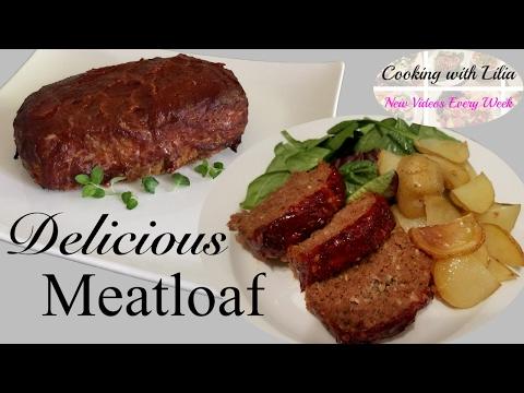 Chipotle Meatloaf - Homemade Meatloaf Recipe - How to make Meatloaf - Best Meatloaf You've Ever Had