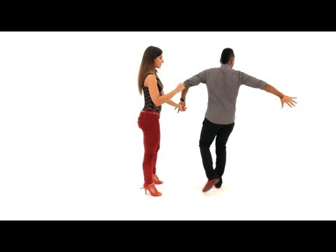 How to Do a Bachata Turn for Men | Bachata Dance