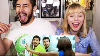 DOSTANA Trailer Reaction by Jaby Koay & Seri DeYoung!