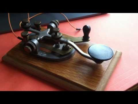 Build Your Own Telegraph Key