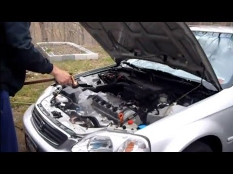 How To Clean/Degrease An Engine Compartment