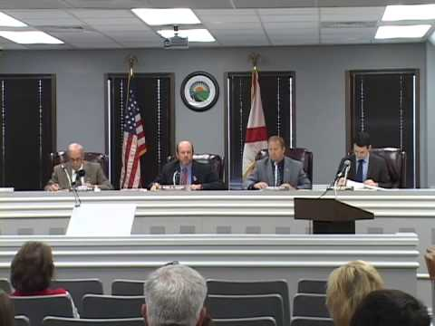 Houston County Commission Meeting 02 23 15