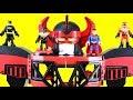 Download  New Imaginext Morphin Megazord Toy Review   Power Rangers Vs. The Joker  MP3,3GP,MP4