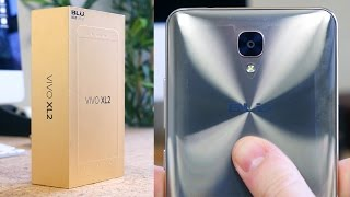 BLU Vivo XL2 Unboxing and First Impressions