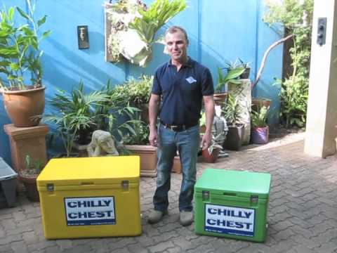 Ice Box Coolers, Ice Boxes Chilly Bins by Chilly Chest. Export World Wide