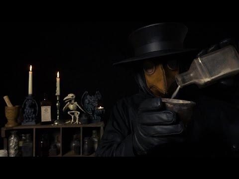 The Plague Patient [ Plague Doctor ASMR ]