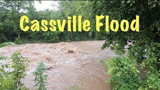 Download Cassville & Roaring River Flood June 2019 Missouri State Park Video