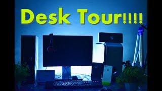 DESK TOUR [NEW 2017 ] V1.0 | AR Vlogger