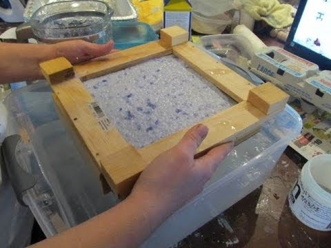 How to Make Home Made Paper