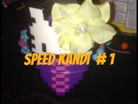 Speed Kandi #1 : Hello Kitty Cuff