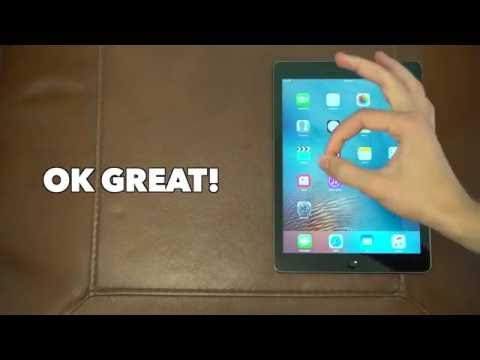 How To Lock And Unlock Screen Rotation On An Ipad (Tutorial)