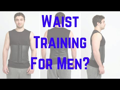 Waist Training For Men Physique - Yay or Nay?