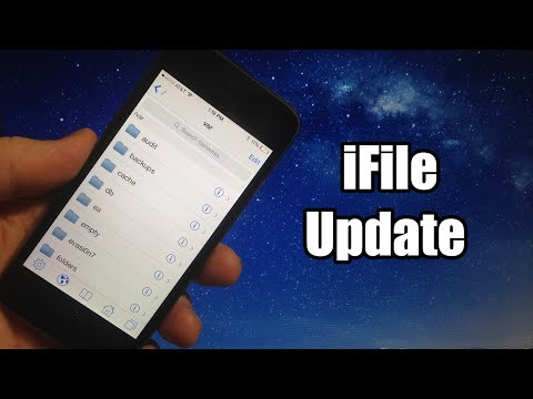 iFile is Now Updated for iOS 7