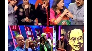 Tribute to RD Burman - Kumar Sanu da and Vilas Nayak live