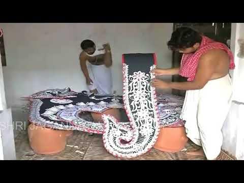 PREPARATION OF GAJANANA BESHA