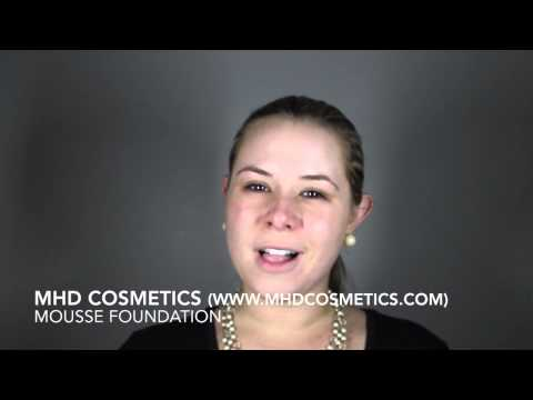 MHD Cosmetics - Mousse Foundation