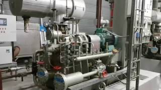 Compressor unit - Grasso RC 8411
