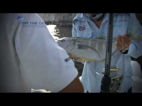 Orange-Spotted Trevally: Fishing in Oman