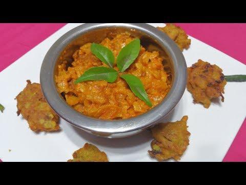 Tasty Vada Curry (Vadakari) - வடகறி