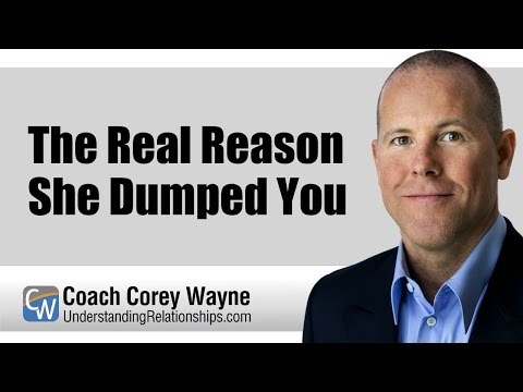 The Real Reason She Dumped You
