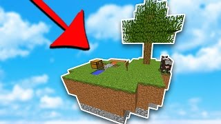 A Brand New Beginning.. | Minecraft SKYBLOCK #1 w/LandonMC