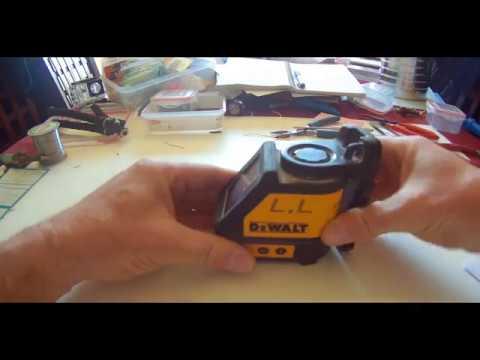 Need help fixing my Dewalt laser DW087