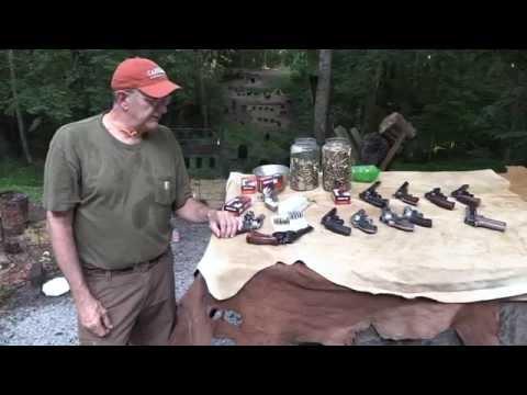Rick's Reloading Bench - 357 magnum cartridge