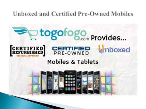 TogoFogo - Buy Refurbished, Box Opened, Pre Owned Certified Mobiles Online