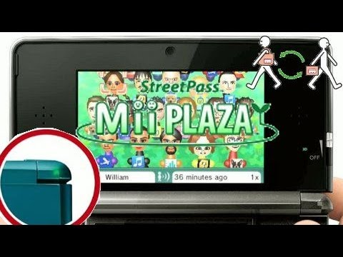 3DS: How to Get More StreetPass Tags