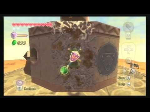 The Legend of Zelda Skyward Sword - How to get much Rupees
