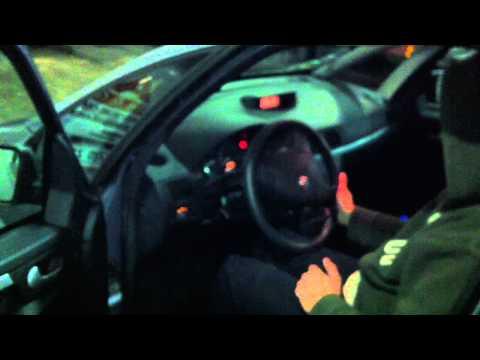 When OPEL MERIVA steering wheel goes crazy
