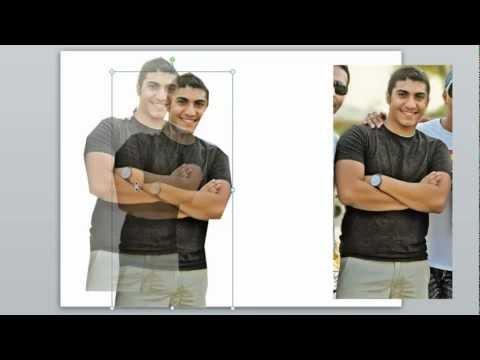Crop Around an Irregular Shape - Speaking PowerPoint tip #16